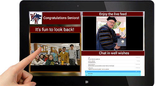 virtual graduation ceremonies