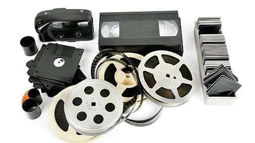 film conversion media